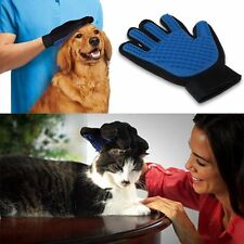 Pet Dog Cat Grooming Mitt Massage Removal Glove Bath Brush Grooming Comb Hair