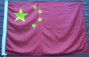 GIANT, CHINESE FLAG, CHINA FLAG,  140cm x 96cm
