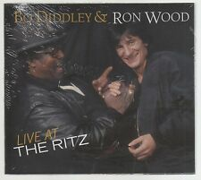 BO DIDDLEY & RON WOOD (ROLLING STONES) LIVE AT THE RITZ CD F.C. SIGILLATO!!!