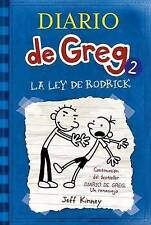Jeff Kinney Children & Young Adults Books in Spanish
