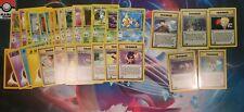 NM 1st Edition Gym Challenge Lot - 33 Cards - Pokemon