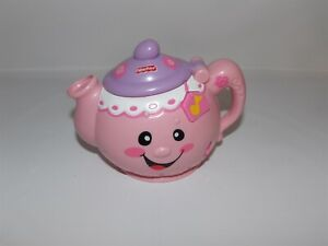Replacement Pink Talking Fisher Price Laugh & Learn Say Please TEA POT Teapot