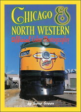 Chicago & North Western Official Color Photography / railroads / trains