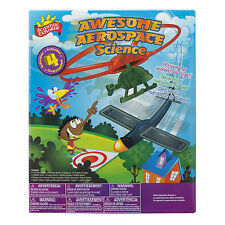 AWESOME AEROSPACE SCIENCE - DISCOVER THE WONDERS OF FLIGHT KIDS ACTIVITY KIT