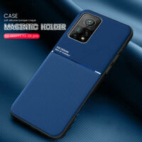 For Xiaomi Mi 10T Pro Mi 10 Lite Shockproof Hybrid Leather Texture Case Cover