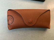 Ray Ban Eye Glasses/Sunglasses BROWN Cover /CASE /Pouch