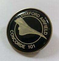 DUXFORD AIRFIELD CONCORDE 101 AIRCRAFT BADGE
