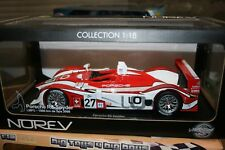 NOREV 1/18 PORSCHE RS SPYDER TEAM HORAG 2008