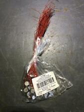 Grainger Part no: 1F246A, Lead Seals with Wire, Pk-100