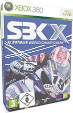 GIOCO XBOX 360 sbk x 10 2010 EDIZIONE SPECIALE NUOVO E conf. orig.