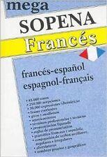 Mega Sopena Francés francés-español/español-francés. ENVÍO URGENTE (ESPAÑA)