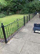 More details for garden iron railings c20m