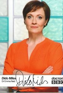 Dido Miles  ( Doctors ) Signed Cast Card