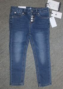 7 For All Mankind Girls Ankle Skinny Jeans - Size 6 - NWT