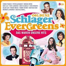 D' or schlager Evergreens 3 CD NEUF Karel Dieu/Freddy quinn/Bruce Low/+