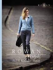Rowan Strick & Häckelanleitungen