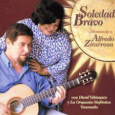 NEW - Homenaje a Alfredo Zitarrossa by BRAVO,SOLEDAD