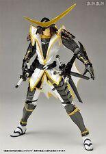 Kaiyodo Revoltech 079 Sengoku Basara Date Masamune White Limited Ver. Figure