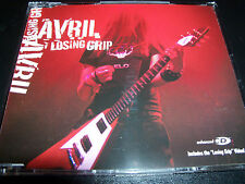 Avril Lavigne Losing grip Rare Australian Enhanced CD Single   - Like New