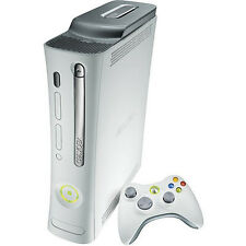 MICROSOFT XBOX 360 20 GB PRO SYSTEM! GREAT WARRANTY!