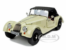 MORGAN 4/4 SPORTS CREAM 1/18 DIECAST MODEL CAR BY KYOSHO 08115