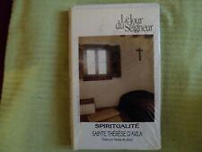 """VHS """"LE JOUR DU SEIGNEUR, NOTES SUR TERESA DE JESUS N°10"""" Sainte Therese d'Avila"""