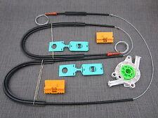 POWER ELECTRIC WINDOW REGULATOR REPAIR KIT OSF RIGHT DRIVER AUDI A3 2/3 DOORS