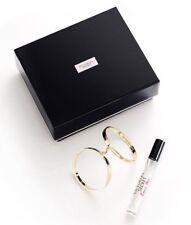 NEW Victoria's Secret Love Me Eau De Parfume Rollerball  & Bracelet Set In Box