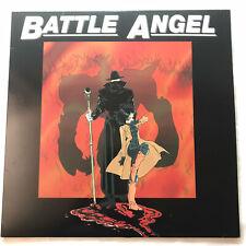 Battle Angel Laserdisc Alita Anime Rare Sci-fi Action Mecha