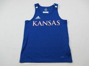 Kansas Jayhawks adidas Sleeveless Shirt Women's Used Multiple Sizes