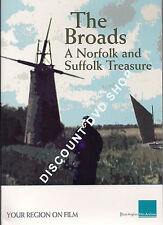 The Broads - A Norfolk And Suffolk Treasure.New Item. Ships from our Essex store