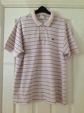 Lacoste Short Sleeve Casual Other Tops for Men