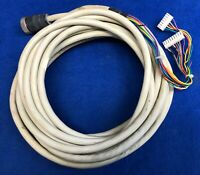 Simrad Anritsu 18 Pin Marine Radar Scanner Interconnect Cable