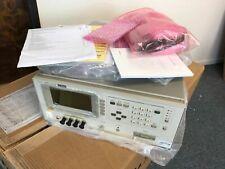 Brand New Keysight 4285A 75 kHz - 30 Mhz Precision Lcr Meter - Fresh Calibration