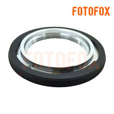 M42-FD M42 screw Lens to Canon FD Mount Camera AE-1 A-1 F-1 T50 T90 FTb Adapter