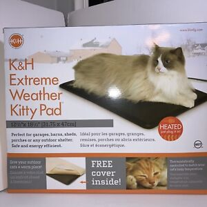K & H Extreme Weather Kitty Pad 12 1/2 x 18 1/2 in.