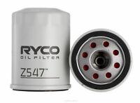 RYCO OIL FILTER FIT Nissan MAXIMA UA33 Petrol V6 3 VQ30DE 36495-03