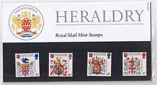 GB Presentation Pack 150 1984 Heraldry College of Arms 10% OFF 5