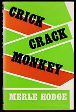 Crick Crack, Monkey by Merle Hodge - 1st Edition, 3rd Printing - 1979 - Trinidad