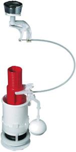 Double Push Button Water-Saving Flush Mechanism Dual Push Button Cistern Cover