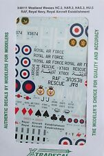 Xtradecal 1/48 X48111 Westland Wessex HAR 2/HC 2/HU 5 decal set