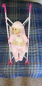 Baby Annabell Doll And Accessories Bundle