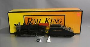 MTH 30-1344-1 Long Island 0-6-0 B-6 Switcher & Tender with PS 2.0/Box