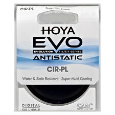 Hoya EVO ANTISTATIC 95mm Circular Polarizer CPL Filter US DEALER XEVA-95CRPL