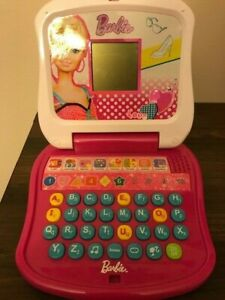 Barbie Laptop Mattel Computer/Electronic Educational Toy