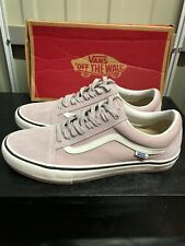 Vans Old Skool Retro Violet Ice Uk Size 10.5 New With Box (no Lid) Lilac Purple