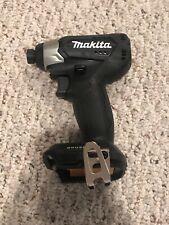 Nuevo Makita XDT15ZB 18V Lithium Ion sub-compacto herramienta de controlador de impacto sin cuerda sólo