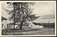Hampshire Postcard - New Estate From Chalet Hill, Bordon   MB576