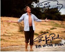 GEOFFREY RUSH signed autographed SHINE DAVID HELFGOTT photo GREAT CONTENT