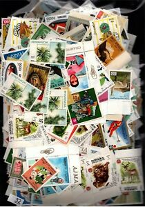 / WHOLESALE - 1000 STAMPS - MNH - SPORTS, FLORA, ANIMALS, CARS
